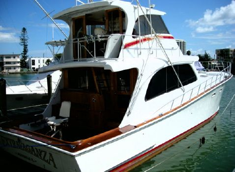 1986 Tiffany 62 Custom Sportfish Photo 1