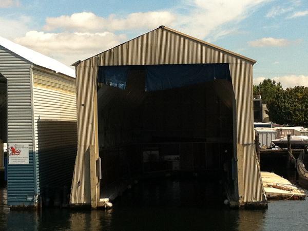 1980 Boat House Custom