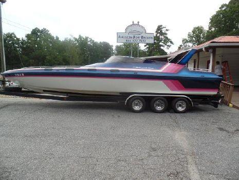 1990 Carrera Boats 31 Elan