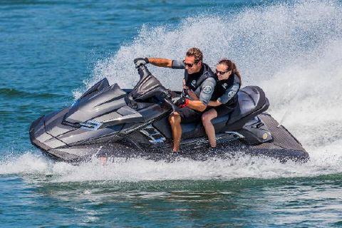 2017 Yamaha Waverunner FX Cruiser HO Manufacturer Provided Image