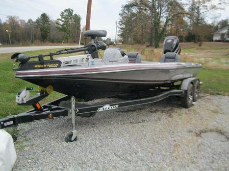 2016 Falcon F215 Bass Boat W/ Mercury 250