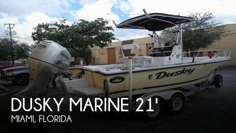 1995 Dusky Marine 203 Open Fisherman 1995 Dusky Marine 203 Open Fisherman for sale in Miami, FL