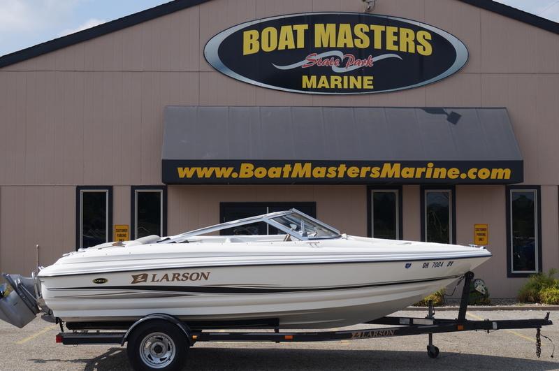 2004 larson 180 sei 17 foot 2004 larson motor boat in for Larson motors used cars