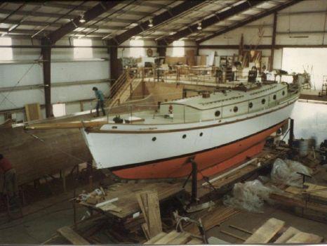 1956 Herreshoff Marco Polo 56