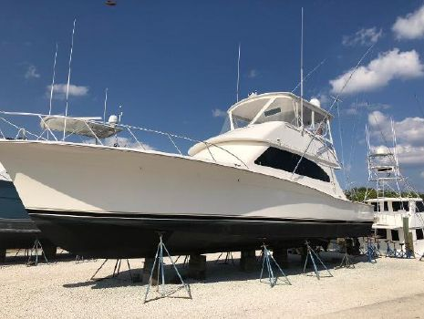 2001 Egg Harbor 52 Convertible 2001 Egg Harbor 52 SYS Yacht Sales
