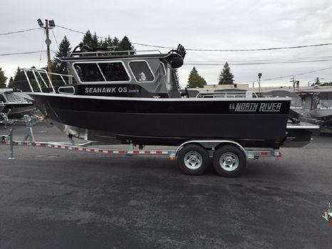 2016 North River 25' Seahawk OS