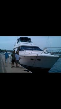 2001 Carver Voyager Pilothouse