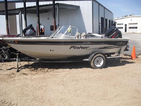 2003 Fisher Hawk 1700 Sport