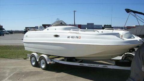 2001 Monark 215 Sun Lounger