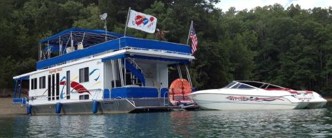 2006 Lakeview Yachts 16 x 58 Houseboat