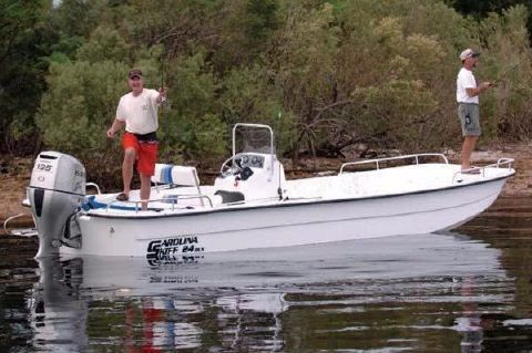 2016 Carolina Skiff DLX Series 24