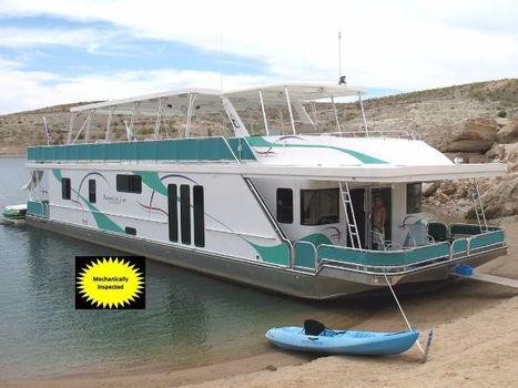 2006 Sumerset Houseboats Custom House Boat