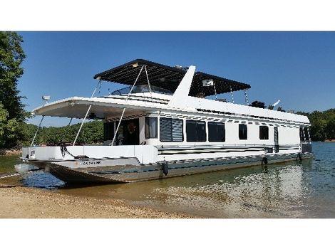 1998 Stardust 16x78 Houseboat
