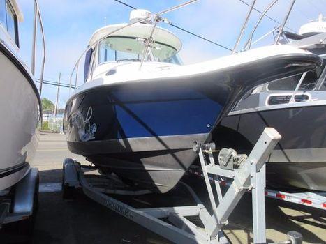 2008 Seaswirl Striper 2301 Alaskan
