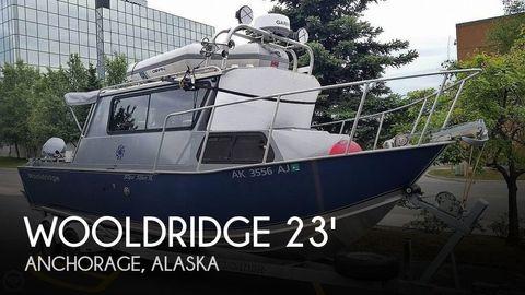 2007 Wooldridge 23 SS Pilot House 2007 Wooldridge 23 SS Pilot House for sale in Anchorage, AK
