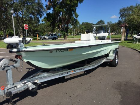 2015 Hell's Bay Boatworks MARQUESA