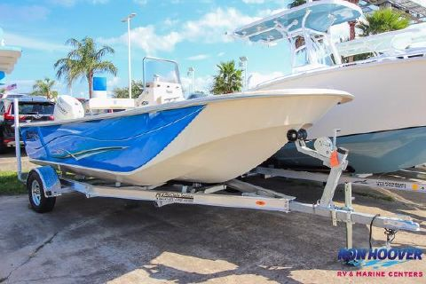 2018 Carolina Skiff DLV198