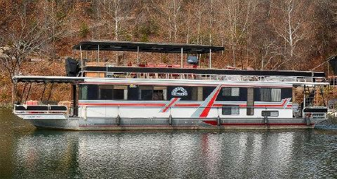 1992 Lakeview Houseboat
