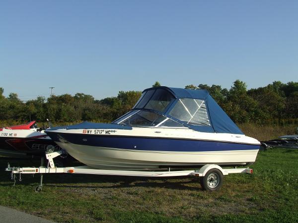 2006 Bayliner 185 Bowrider