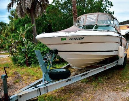 1997 SEA RAY 230 Bow Rider