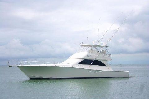 2004 Viking 56 Convertible Profile