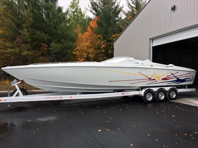 2000 baja 36 36 foot 2000 baja boat in traverse city mi 4377172229 used boats on oodle. Black Bedroom Furniture Sets. Home Design Ideas