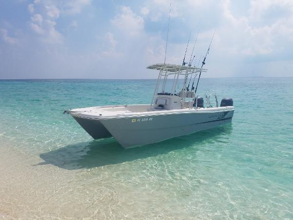 Check out this 2015 Carolina Cat 23 CC on Boattrader com