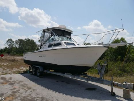 1988 Sea Ox 260C 1988 Sea Ox 260C for sale in Lehigh Acres, FL