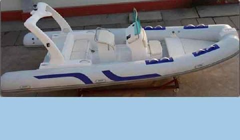 2015 Allmand 18' to 19' Rigid Inflatable Boats