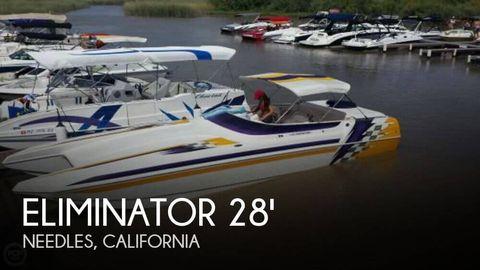 2000 Eliminator Boats 28 DAYTONA 2000 Eliminator 28 Daytona for sale in Needles, CA