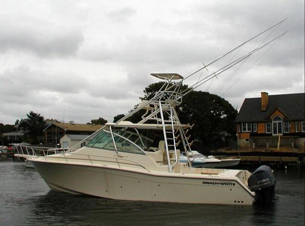 2008 Grady White 360 Express