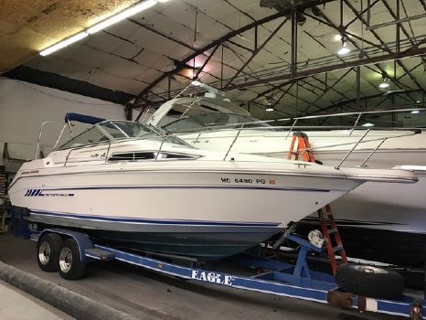 1993 Sea Ray 270 Sundancer