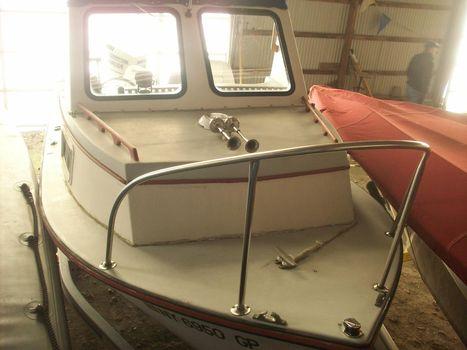 1977 Seaway Lobster Boat