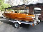 1959 AAD Speedliner 14' Solid Mohogany Ski Boat