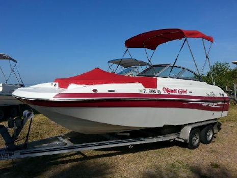 2009 Nautic Star 232 Dc