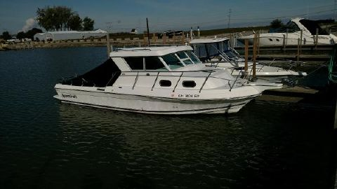 2008 SportCraft 272 Express