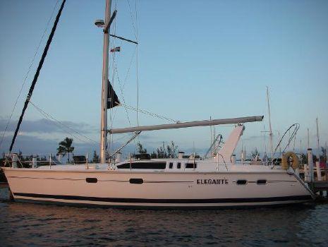 1997 Hunter 430