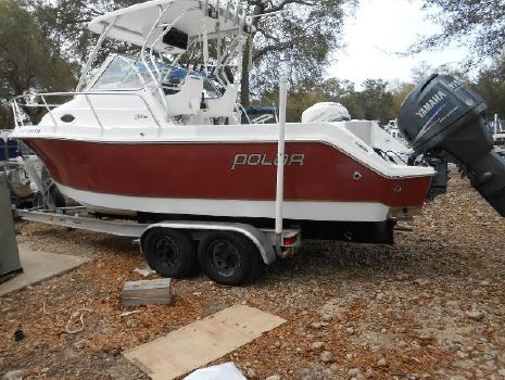 2006 POLAR BOATS 2300 WAC
