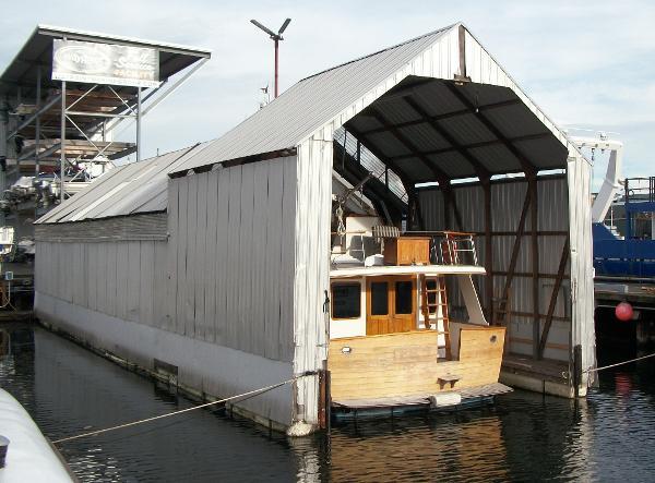 1990 Boat House Custom Design