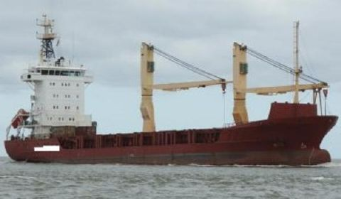 1996 Container Vessel 330