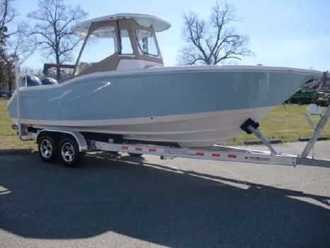 2017 Tidewater Boats 252 CC Adventure