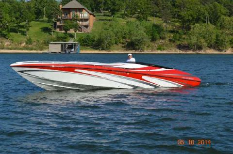 2008 Nordic 35 Flame