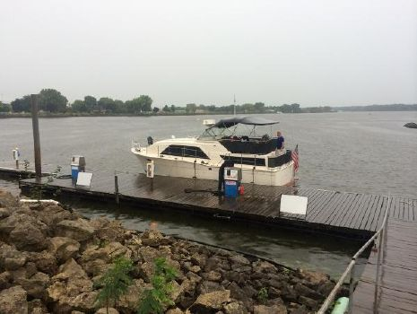 1979 Chris Craft 350 Double cabin
