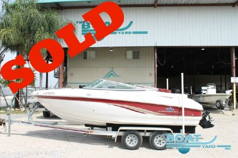 2005 Chaparral 204SSI
