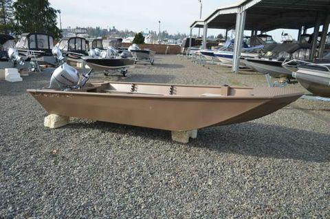 2015 Smoker-craft 1866 Sportsman