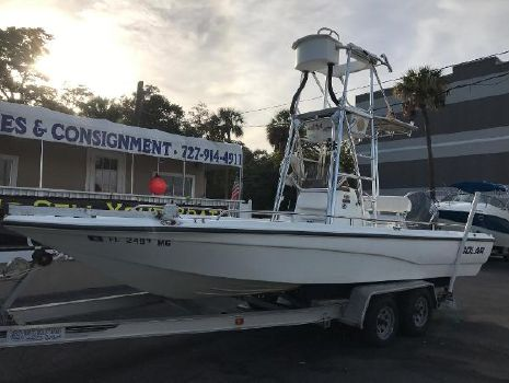 2003 Polar Boats 2300 Bay