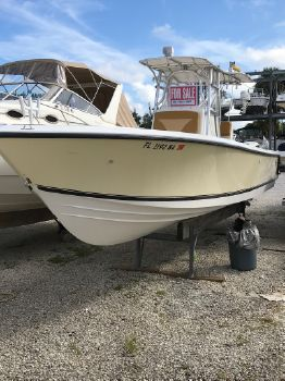 2006 Sea Vee 320 Open Fisherman