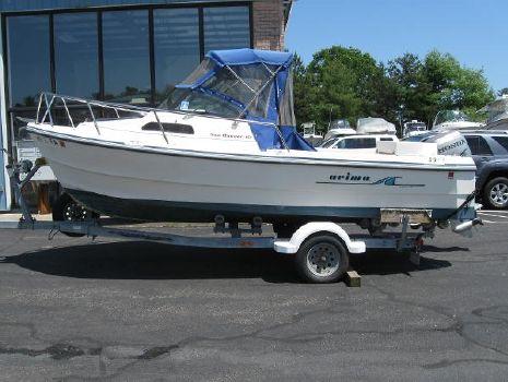 2003 Arima Sea Ranger 19