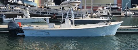 2007 Gause Built Boats 26