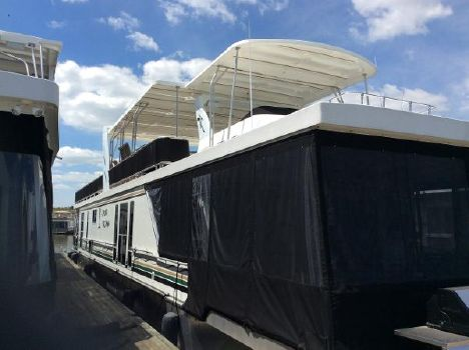 2004 Horizon 18 X 86 Houseboat